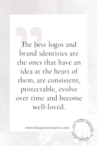 The best logos are adaptable and ever evolving